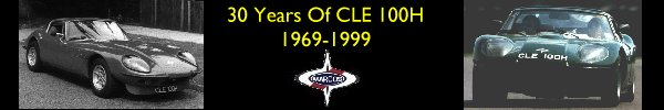 CLE 100H is 30 years old!