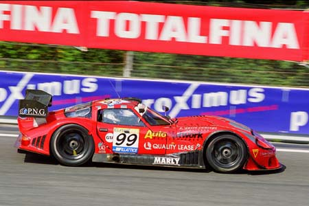 LM600 at Spa 24 Hours