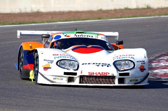 Marcos LM600 at Montmelo
