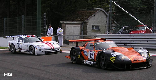 LM600 wins at Spa